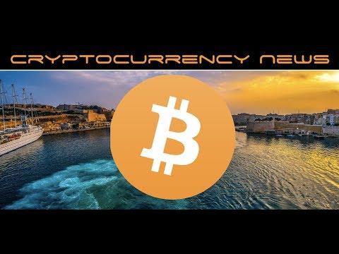 Cryptocurrency News - Malta Digital Currency Hub, IRS, Stellar Lumens,