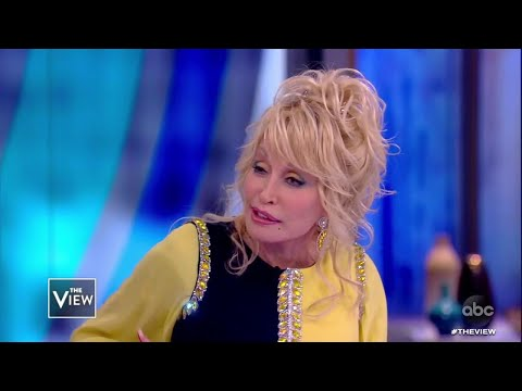Dolly Parton On Her Widespread Fanbase   The View