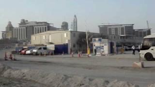 Burj Dubai Construction Site