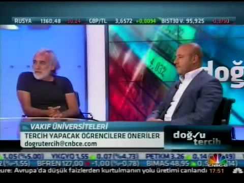 Mansur TOPÇUOĞLU 04 Temmuz 2014 CNBC E   Doğru Tercih
