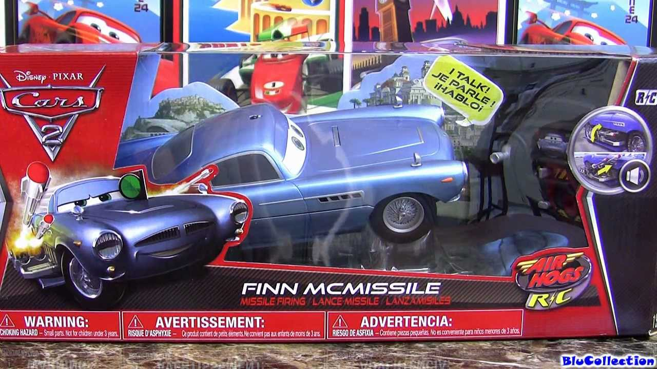 Remote Control Disney Cars  Toys