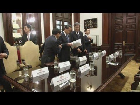 Canciller chino visita a Kuczynski para coordinar viaje de Xi Jinping a Perú