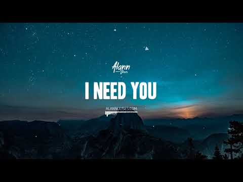 I Need You Riddim (Dancehall Love Beat Instrumental) 2017 - Alann Ulises