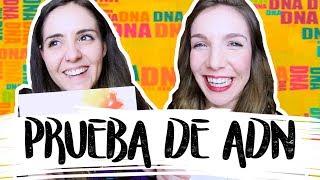 PRUEBA DE ADN | NUESTROS ORÍGENES | Andrea Compton ft. Inés