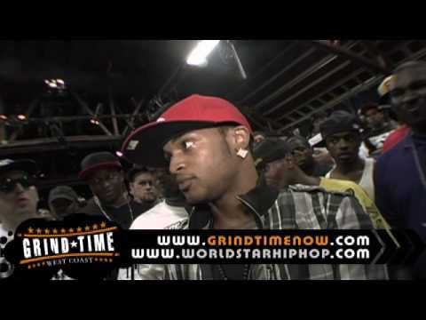 GTN Rap Battle- Arsonal vs Conceited part 1