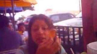 Eduardo Rivera En Houston, Mambo Seafood Xavier & Nancy