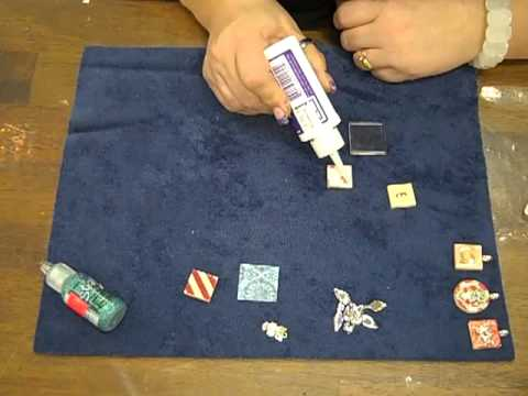 How to make a scrabble tile pendant youtube how to make a scrabble tile pendant aloadofball Image collections