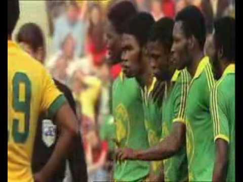 Brazil Vs Zaire WC 1974