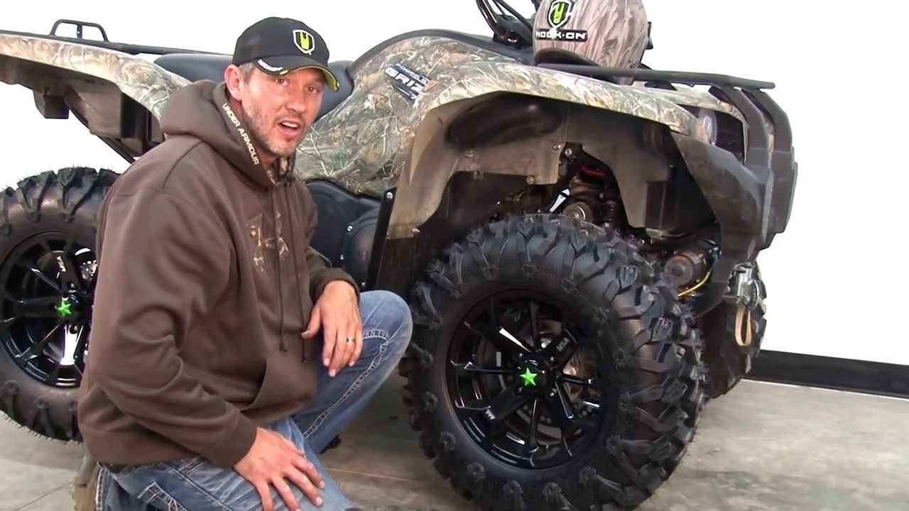 Yamaha Grizzly  Tires And Wheels