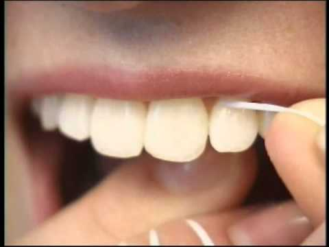 Dental floss youtube for What is flossing