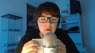 Binaural ASMR #23 [FR] Bruits de bouche et Inaudible [Whispering]