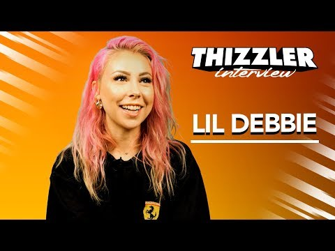 Lil Debbie on puking during performances, the beginning & end of White Girl Mob, Riff Raff & more