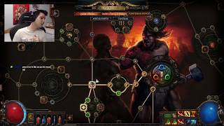 Path of Exile Gameplay Español - Broadcasted live on Twitch -- Watc...
