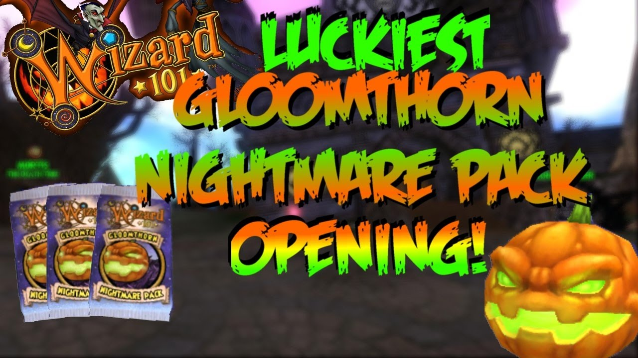 Wizard101 Nightmare Pack – Billy Knight