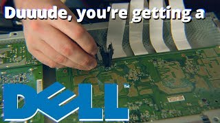 DELL SAVED THE DAY! - Monitor Roulette FINALE