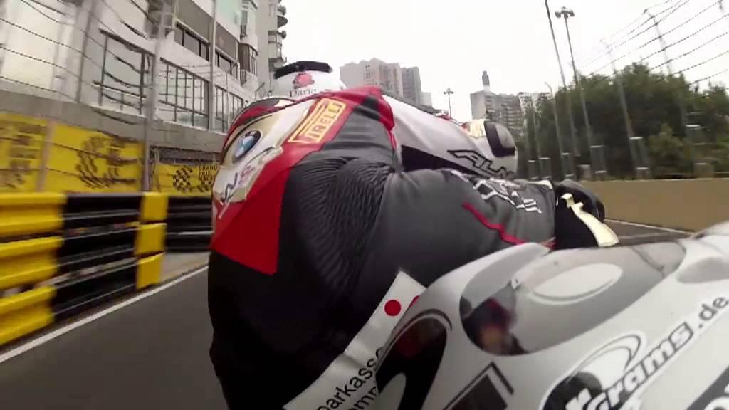 """Macau 2013 mit Didier Grams mit """"GyrCam 2"""""""