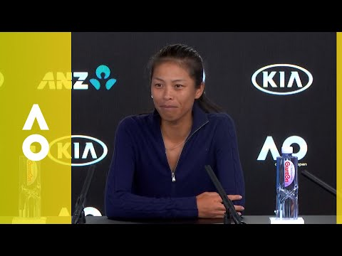 Su-Wei Hsieh press conference (4R) | Australian Open 2018