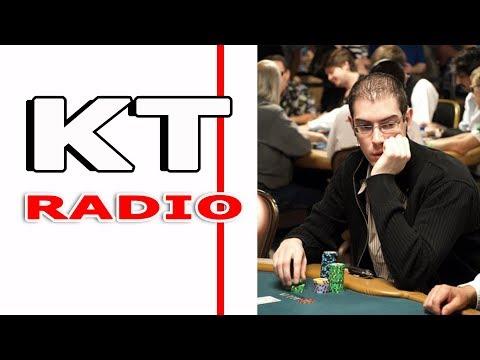 """[KT Radio] Arctarus invité sur le thème """"l'avenir du poker online et live"""""""