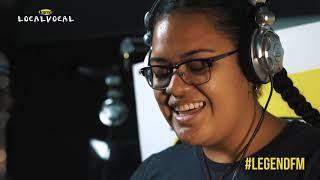 LegendFM Local Vocal  Mia Kami  Finesse (Bruno Mars Cover)