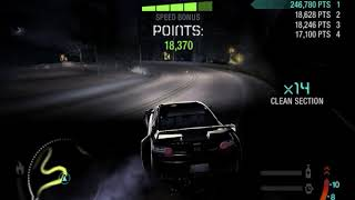 (JONY)Need For Speed Carbon RX-8 Drift!