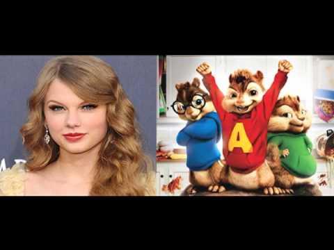 We Are Never Ever Getting Back Together- Taylor Swift Chipmunk Version