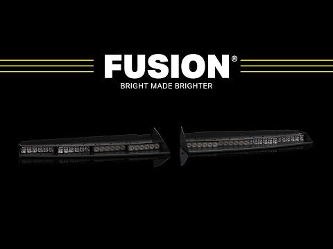 Fusion inner light bar the brightest inner light bars for police fusion inner light bar the brightest inner light bars for police firefighters and ems mozeypictures Gallery
