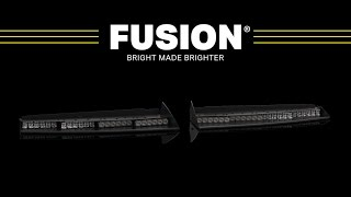 Fusion Inner Light Bar // The Brightest Inner Light Bars for Police, Firefighters and EMS