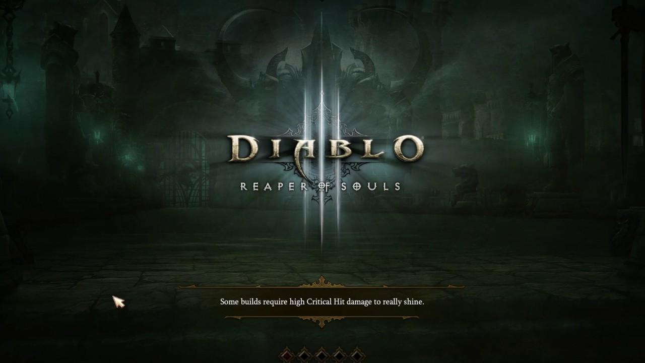 Diablo III Finally got the ramaladni's gift - YouTube