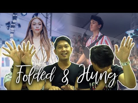 MayWard during the Folded & Hung Fashion Festival | | The Xpats Insider