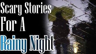 Scary Stories Told in The Rain (Rain Video)   Mr. Davis