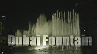 Dubai Fountain show-Jihad Akl - Mon Amour (HD1080/60P)