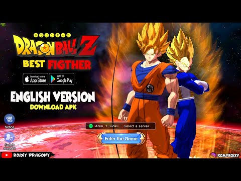 Akhirnya Rilis Di PlayStore INDO !!! Dragon Ball Z Best Fighter (ENG) Android Gameplay