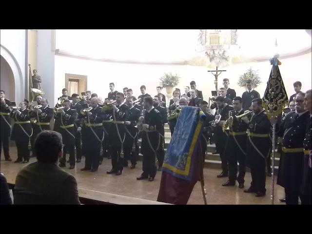 LA LINEA COFRADE. PRESENTACIÓN CARTEL 2020 Y CONCIERTO DE BANDA CCyTT SANTA BÁRBARA
