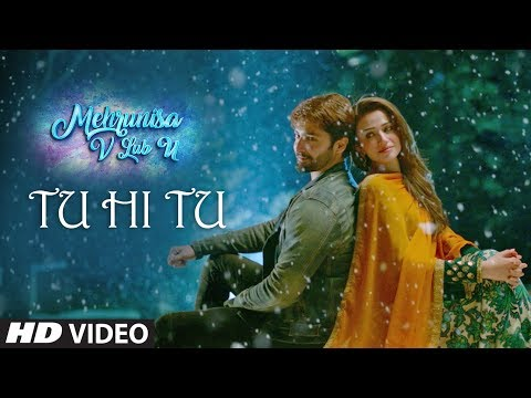 Thumbnail: Tu Hi Tu Video Song | Mehrunisa V Lub U || Danish Taimoor, Sana Javed, Jawed sheik