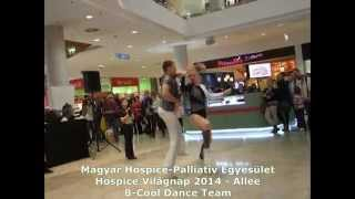 MHPE Hospice Világnap 2014 - B-Cool Dance Team 2