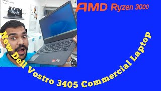 Dell Vostro 3405 commercial series laptop full review