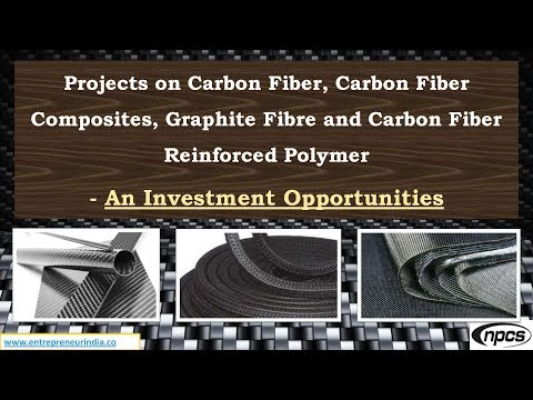 Projects on Carbon Fiber, Carbon Fiber Composites