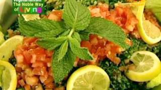 United Arab Emirates' Middle East Veg Group Presents Tabbouleh (in Arabic)