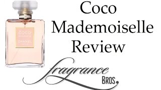Chanel Coco Mademoiselle Review! Timeless, Lady-like
