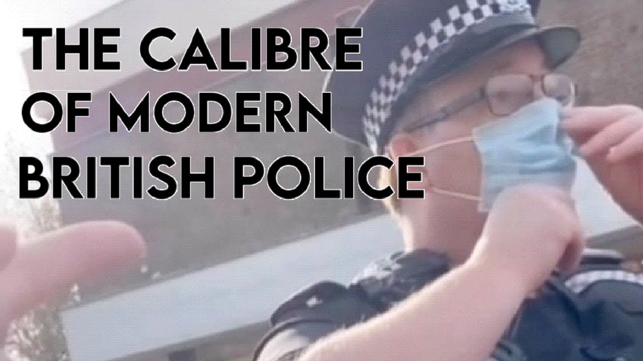 The Calibre of British Police (READ DESCRIPTION)