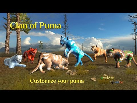 Clan Of Puma - By  Wild Foot Games - Adventure - ITunes/Google Play(Super HD Quality)