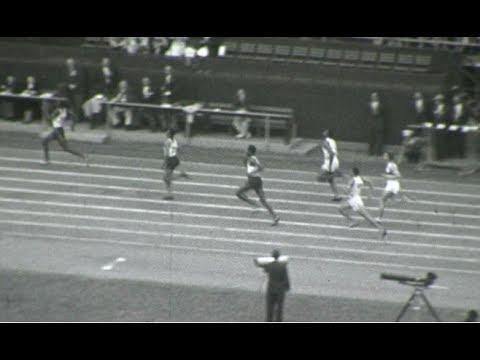 Helsinki 1952 [George Rhoden]  400m (Amateur Footage)