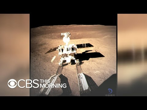 China's moon landing sets stage for space race Mp3