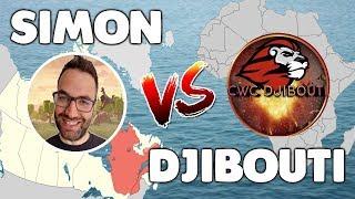 TEAM SIMON VS DJIBOUTI - L'AFRIQUE VA-T-ELLE ME DÉTRUIRE ??