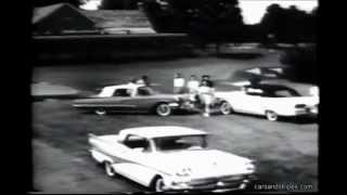 1958 Ford Convertible Range - Original Commercial