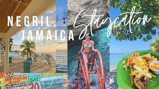 NEGRIL, JAMAICA STAYCATION (Skylark Hotel, Rick's Cafe, Rockhouse, Miss Lily's, Chill Pops & more…)