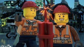 LEGO CITY Studio - Behind the Scenes - Episode 2