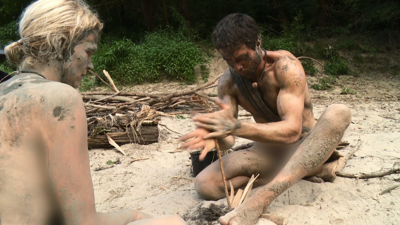 naked and afraid vaginas