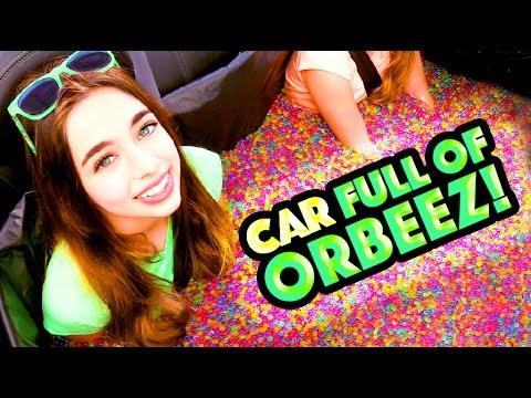 Million Orbeez Car Ride | Official Orbeez