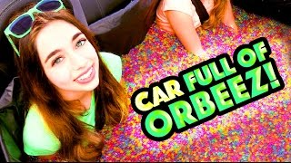 Million Orbeez Car Ride | Official Orbeez